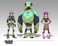 Early Design of Five , Miko, and BITT