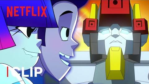 The Cleaning Power of Sanitron 🚽 Glitch Techs - Netflix Futures