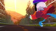 Ride speed