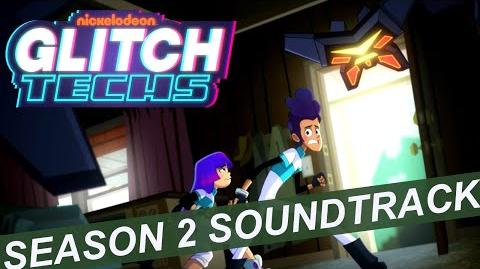 """Glitch Techs Season 2 OST - """"Video Games Have Sewer Levels"""" by Brad Breeck"""