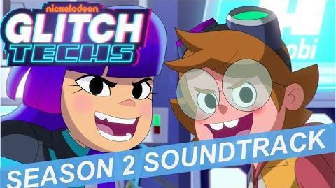 """Glitch Techs Season 2 OST - """"Beautiful Little Pixels"""" by Brad Breeck"""