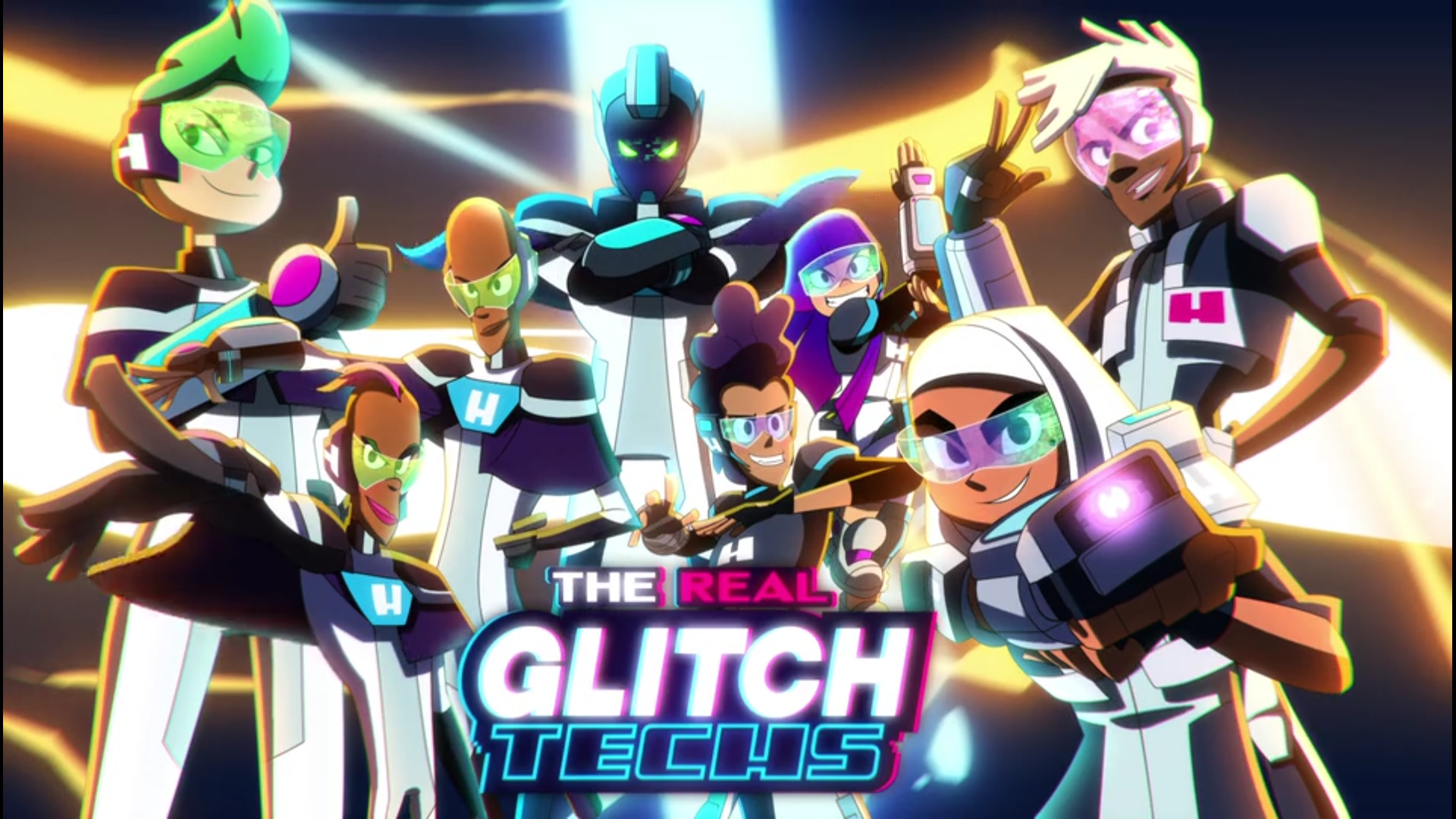 The Real Glitch Techs