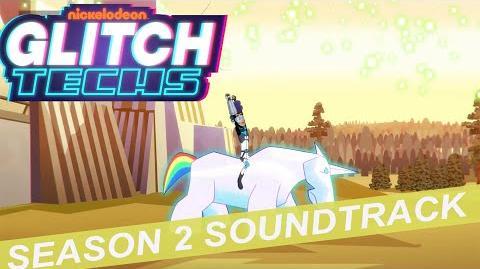 "Glitch Techs Season 2 OST - ""You Beat My High Score"" by Brad Breeck"