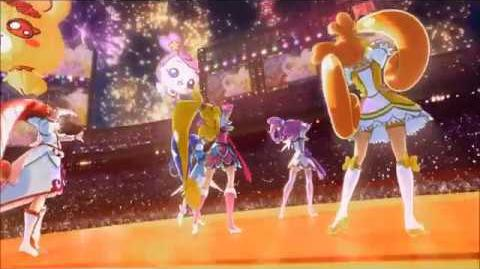 Glitter Force Doki Doki - Ending 2
