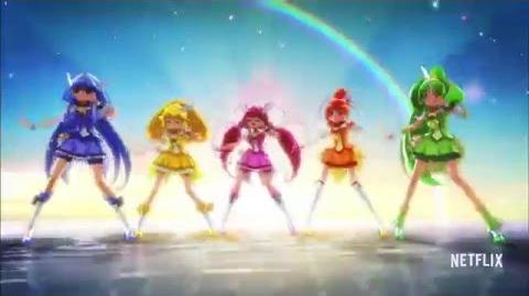 """Glitter Force - Music Video - """"What We Need"""""""