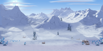 Skyline white planet 16bpp