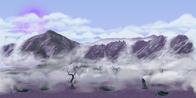 Purple colony