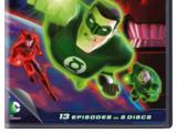 Green Lantern: The Animated Series – Rise of the Red Lanterns: Season 1, Part 1