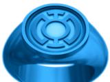 Blue Lantern Power Ring