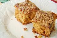 Pear Breakfast Cake