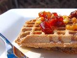 Brown Rice Waffles