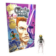 Deluxe-Turbo-Atoll-Chapter-1-Comic-w-Figure