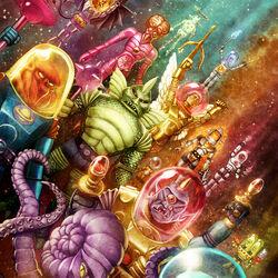 Cosmic Creators Edition