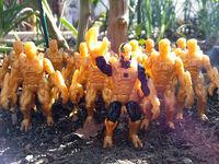 Scorpion Army gold original