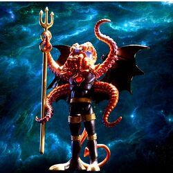 Cthulhu Nautilus