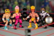 Battle Tribes Wrestling Wave 1 Line-up