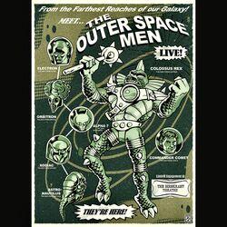 Outer Space Men