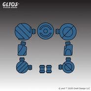 Axis-Joint-Set-Metrallore-Commando-Blue
