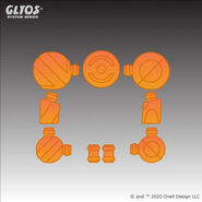 Axis-Joint-Set-Hyper-Pyros-Clear-Orange