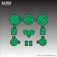 Axis-Joint-Set-Midoric-Green