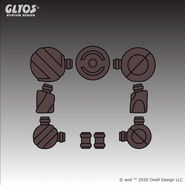 Axis-Joint-Set-Glylorian-Brown