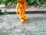 A/V Robot Deluxe Orange