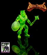 Battle Builder Oozarian Green