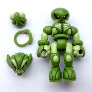 Green Skullboto