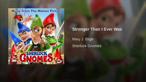 Stronger Than I Ever Was