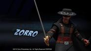Zorro promo