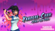 Yandere-chan promo art