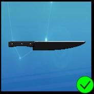 Yandere Default Knife