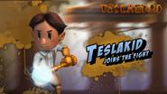 Teslakid promo art