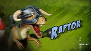 Raptor updated Promo
