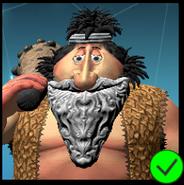 Breakbone Xmas Beard-0