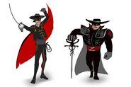Zorro concept 1