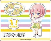 Estandarte Acrilico Ichika Chibi