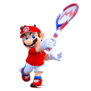 Mario Tennis Outfit