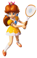 Princess Daisy Classic Tennis