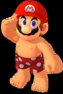 Mario Swimming Gear