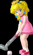 Princess Peach Golf