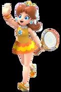 Princess Daisy Tennis