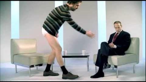 Cox Commercial Underwear (2008, USA)