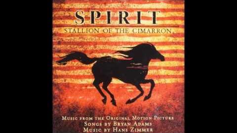 Spirit Stallion of the Cimarron - 05 - Brothers Under the Sun
