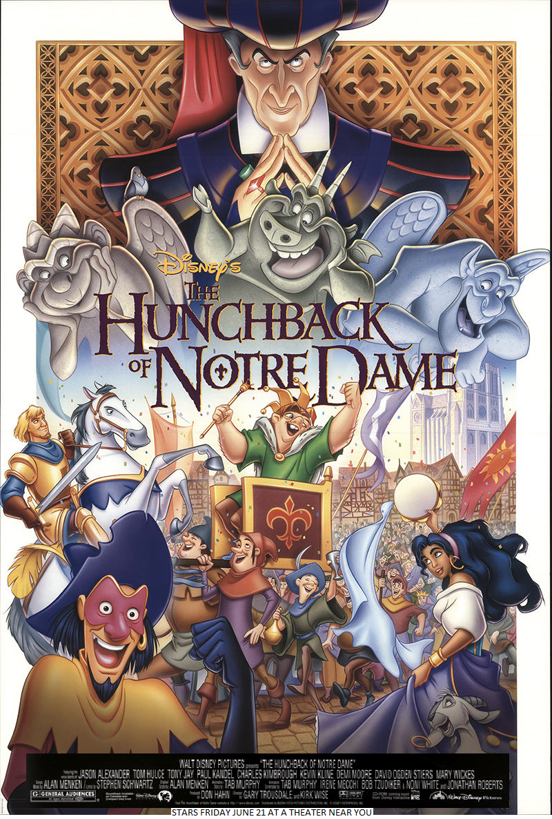 The Hunchback Of Notre Dame 1996 Go Animate The Movie Wiki Fandom