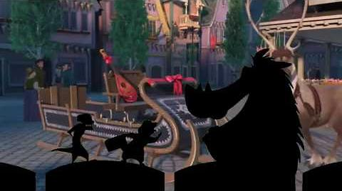 Timon And Pumbaa Rewind Frozen 2013 Requested By TheBenOyler