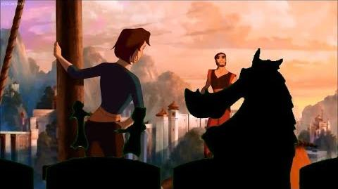 Timon and Pumbaa Rewind Sinbad Legend of The Seven Seas