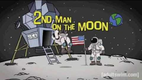 2nd Man on the Moon