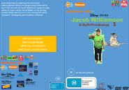 A Jacob Williamson Hallothanksmas 3 DVD Covers