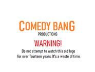 Comedy Bang Productions Logo (Original) (2018-present) (SD)